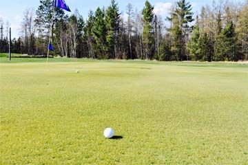 Norwood Golf Course 7445 S County Rd P Lake Nebagamon Wi Golf Courses Golf Norwood