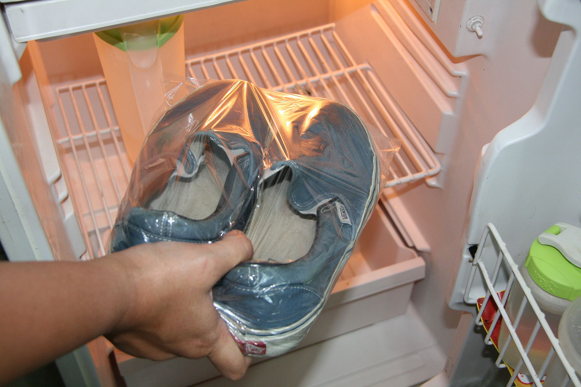 1097d12b241 How to Disinfect Used Shoes -- via wikiHow.com