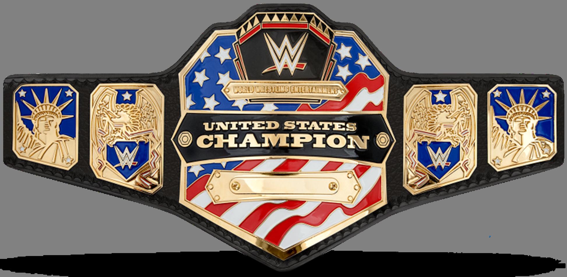 Стали известны подробности турнира за Чемпионство Соединённых Штатов WWE