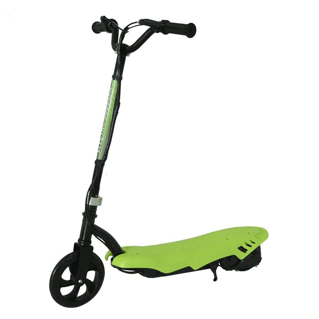 170lbs Capacity Electric Scooter Kids Motor Safe Speed Black