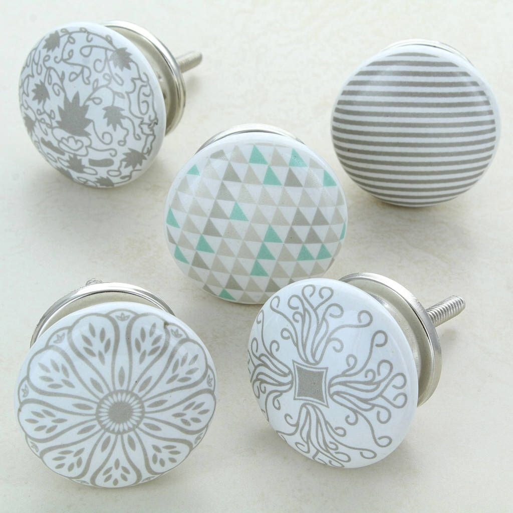 Success Ceramic Door Knobs Cupboard Drawer Door Handles | Ceramic ...