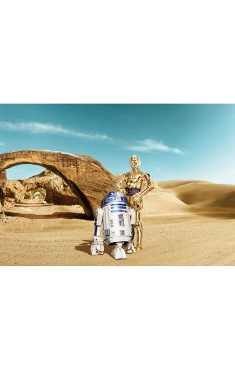 Papiers Peints Xxl Star Wars Papier Peint Direct Vente Decoration