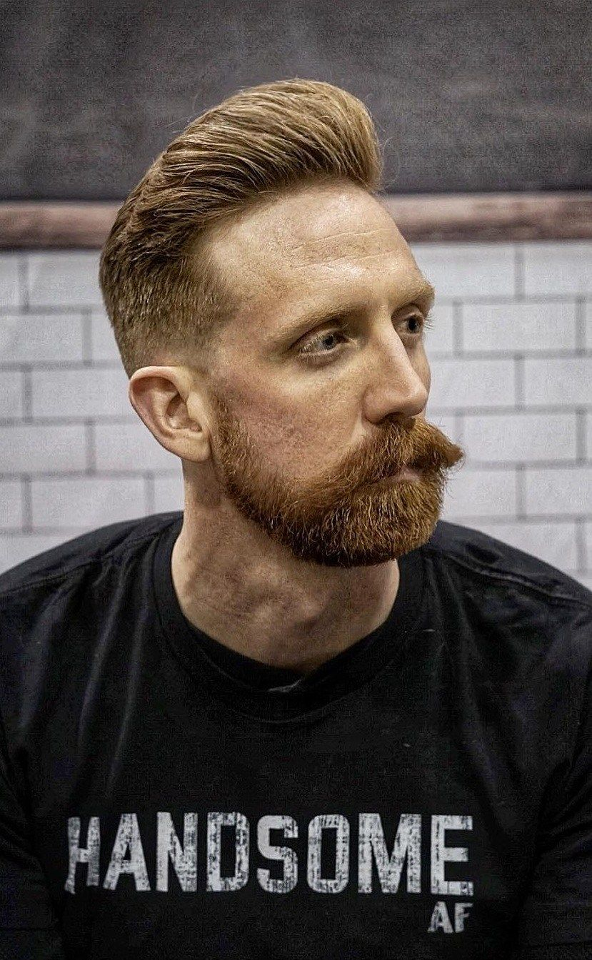 30 high fade pompadour hairstyle worth watching in 2019