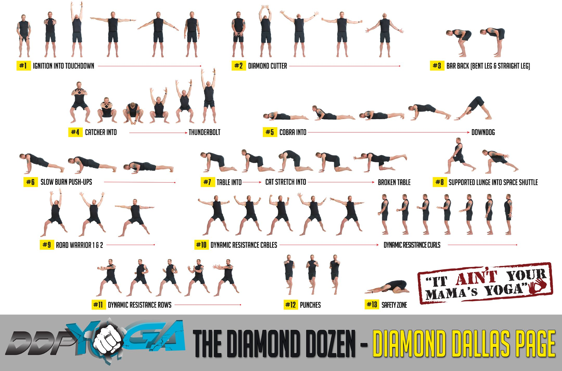 Ddp Yoga For Lower Back Pain