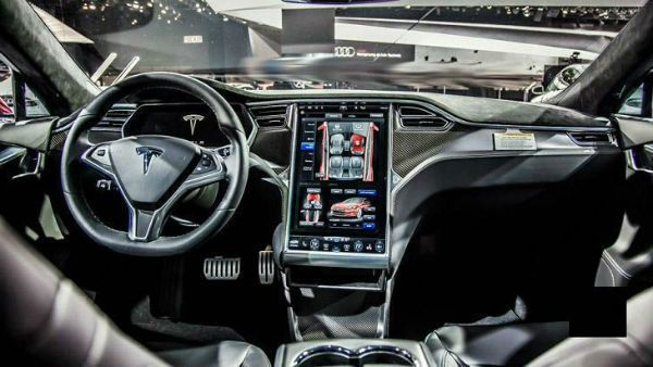 2018 Tesla Model S Interior Car Pictures Interiors And Models