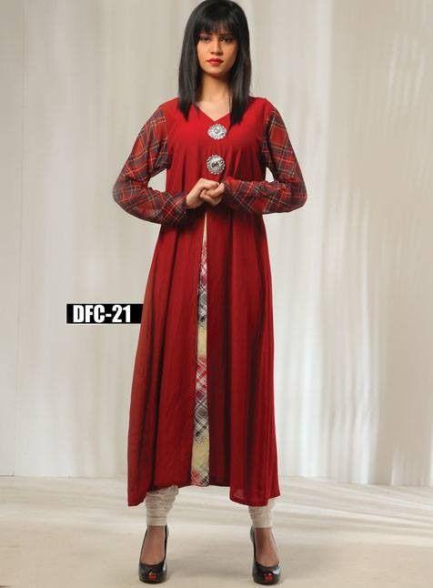 Gorgeous Women Kurtas Tunic Wear Mint Clothes  (7)