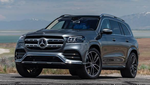 Image Gallery 2020 Mercedes Benz Gls In 2020 Mercedes Benz Suv