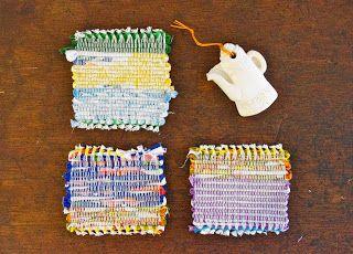 神戸の無垢家具 一枚板 cachito furniture カチートファニチャー blog: 手織りコースター ワークショップby booworks  ご予約受付中