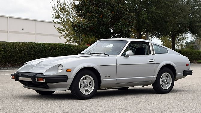 1981 Datsun 280zx 5 Speed Air Conditioning Mecum Auctions Datsun Nissan Z Cars Nissan Infiniti