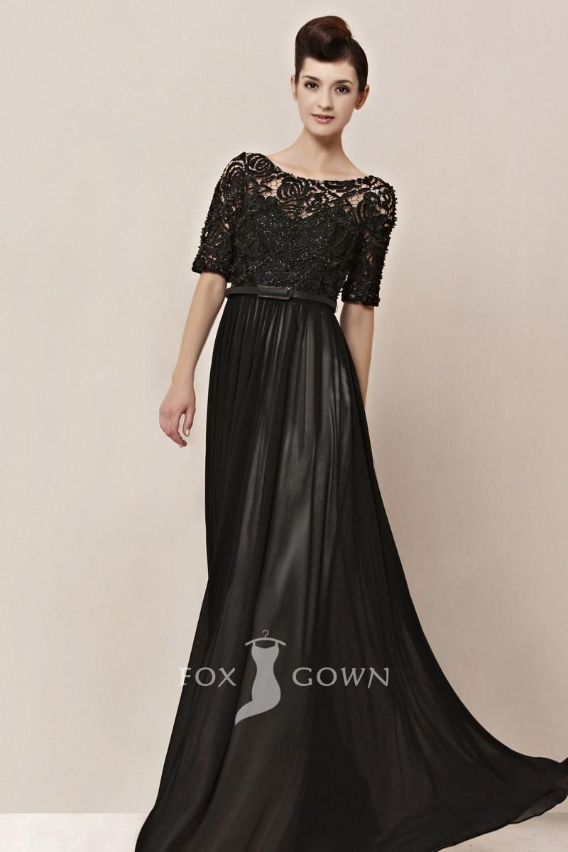 Collection Floor Length Lace Dress Pictures - Vicing