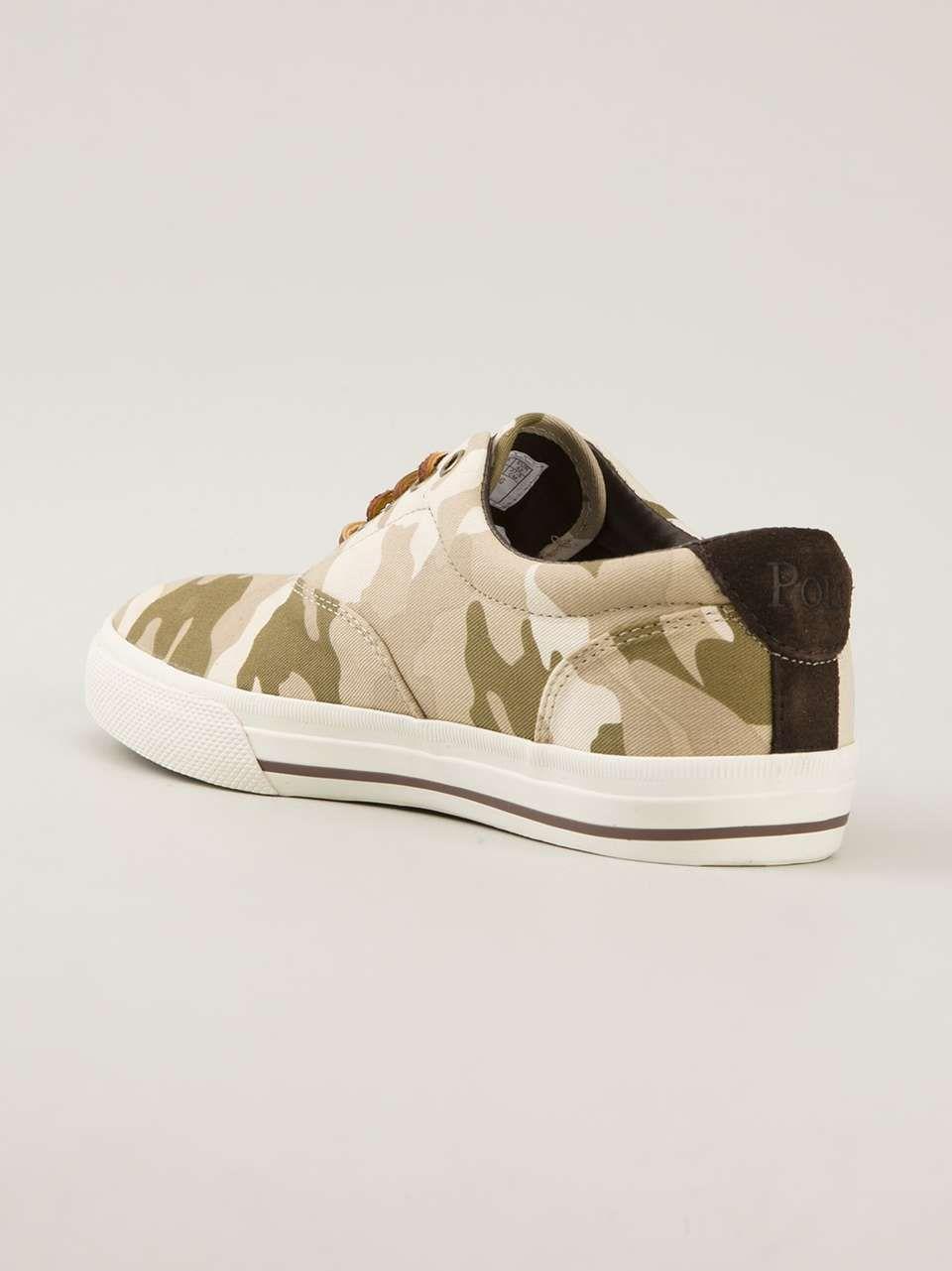49d11dd560e42 POLO RALPH LAUREN 'Vaughn' camouflage sneaker   CAMO FOR MEN   Polo ...