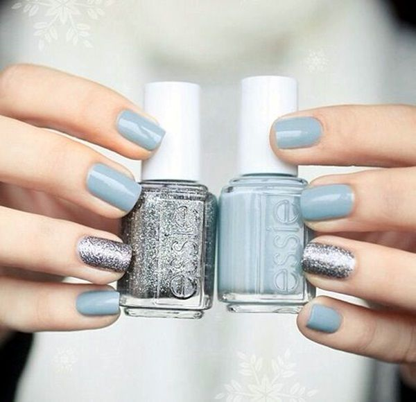 Latest 45 Easy Nail Art Designs for Short Nails 2016   Easy nail art ...
