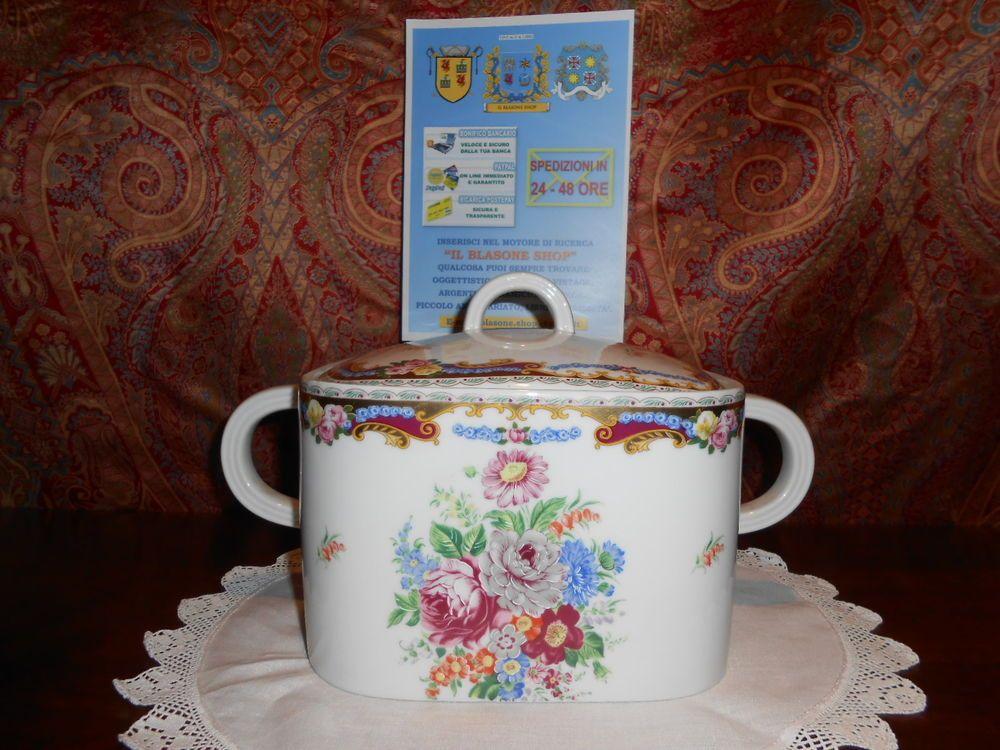 Ceramica Limoges Prezzi.Dettagli Su Zuppiera Vintage T Limoges France Soup Tureen