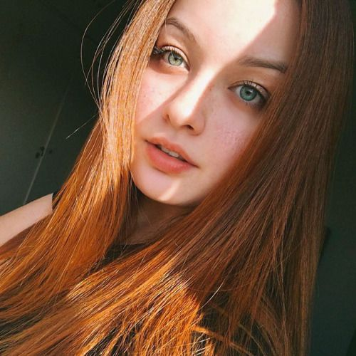 the most beautiful redhead