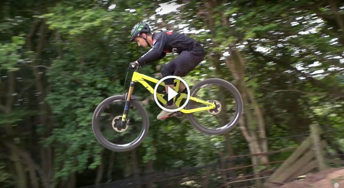 Watch How To Build Your Jumping Confidence Mountain Bike Trails