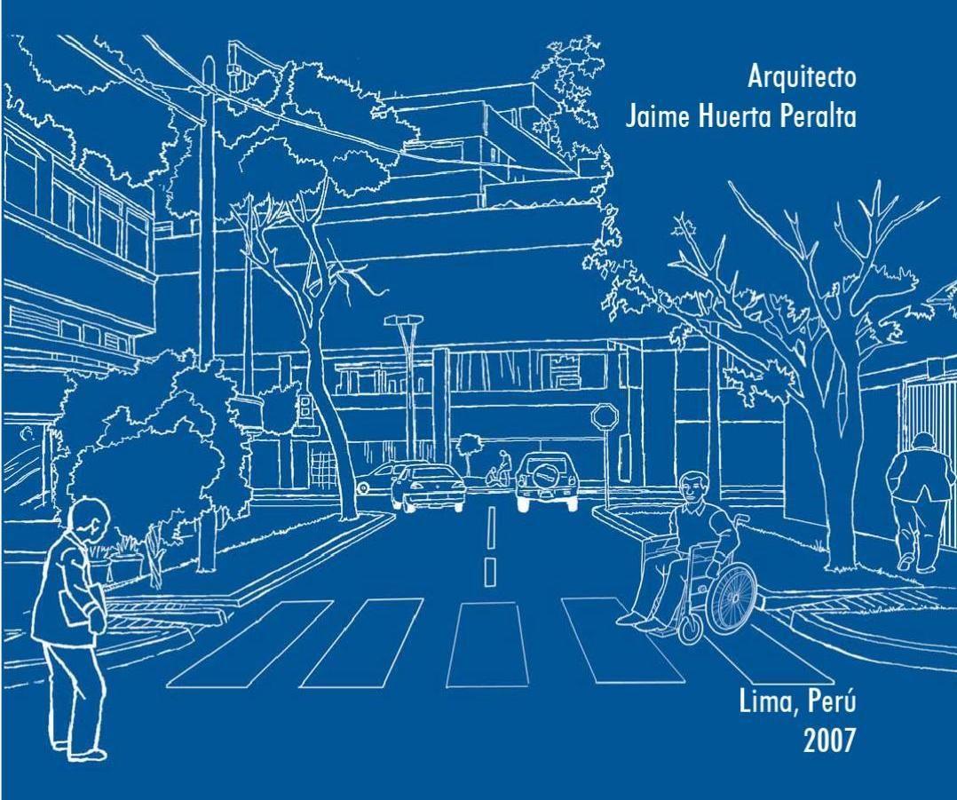 DISCAPACIDAD Y DISEÑO ACCESIBLE PERU Diseño urbano y ...