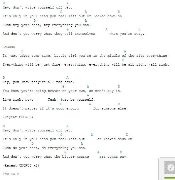 Jimmy Eat World The Middle This Song Believe It Or Not As Saved