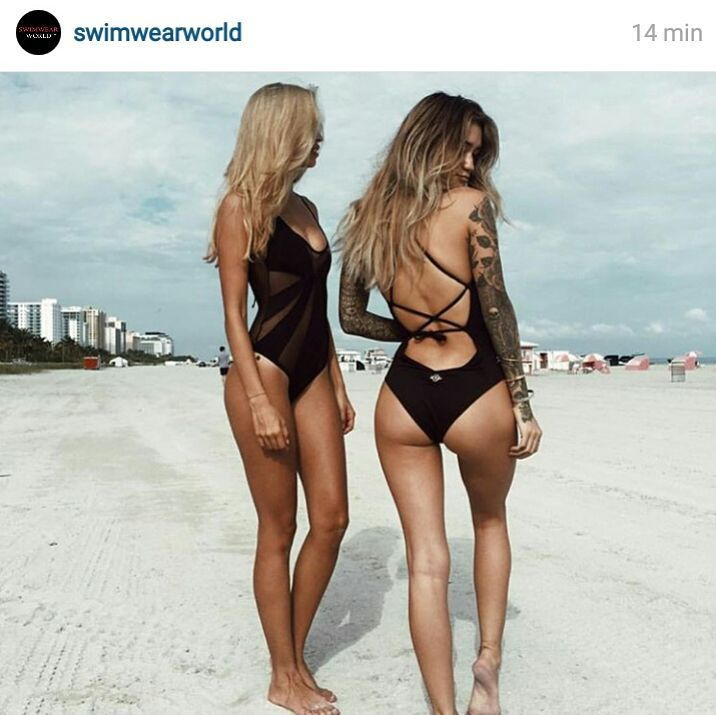Dicas de Vestimentas: @swimwearworld Em Português  você ja conhece a @swimwearworld uma das grifes de biquínis mais bem usada pelas principais celebridades do mundo então você também pode usá essa marca que e um sucesso indo no instagram oficial @swimwearworld e clicando no link da bio e conhecendo toda a coleção e comprando então nao perde tempo corre la. Modelos da Foto: @delmarswimwear e @gypsyone  Tips Clothes:@swimwearworld In English  you already know theswimwearworld one of the brands…