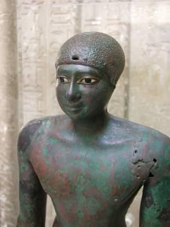 """Meriré Pepi I was the third king of the Sixth dynasty of Egypt. According to the historian Manetho, had reigned for fifty years. Your first name (coronation name) was beginning Nefersahor but Pepi changed it later to Meriré, which means """"Beloved of Re"""".  (2778-2065 aC) -"""