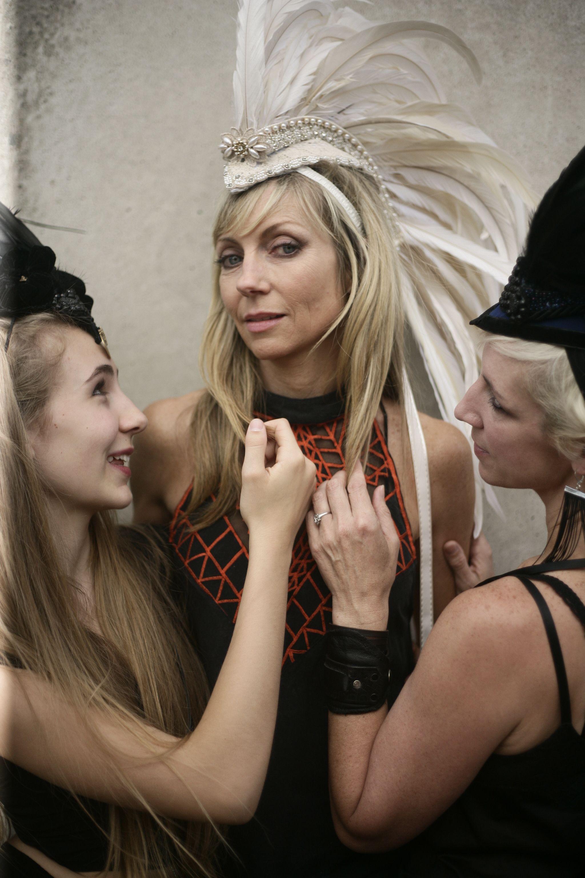 Festival headdress.