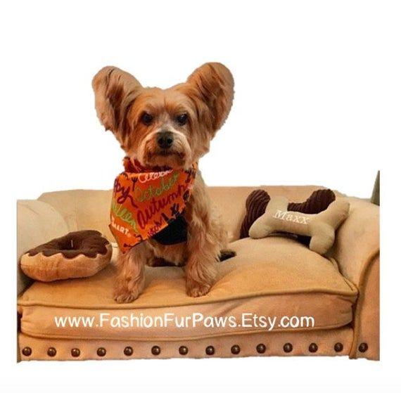 Dog Bone, Bone Pillow, Personalized Dog Bone, Large Dog Bone, Dog Pillow , dog pillow with name, monogram name on dog pillow, Dog Bone Toy