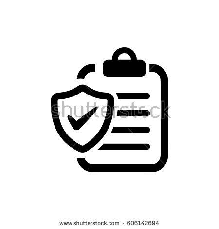 Insurance Policy Icon Animated Icons Icon Icon Design