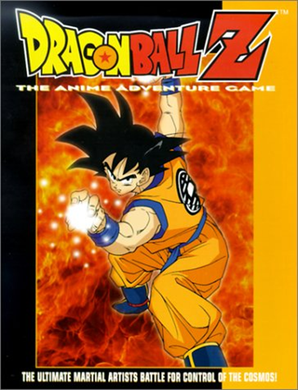(1999) Dragonball Z The Anime Adventure Game by Mike