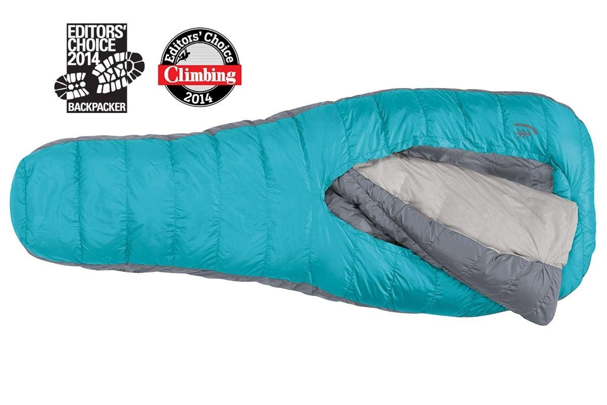 Sierra Designs Back Country Sleeping Bag Down Sleeping Bag