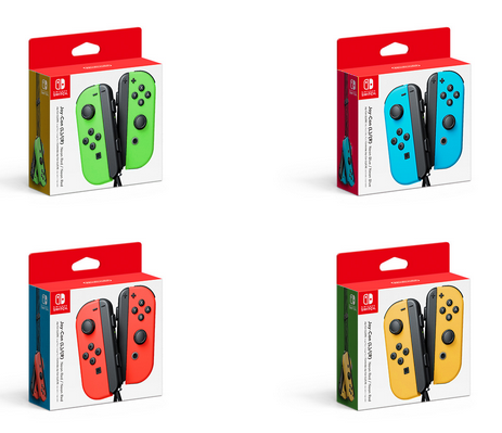 New Rumored Joy Con Colors For The Nintendo Switch Nintendo Switch Games Nintendo Switch Nintendo Gamecube Games