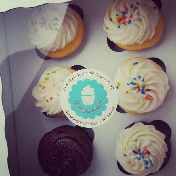 #OhMyCupcakes Instagram tags, Food, Desserts