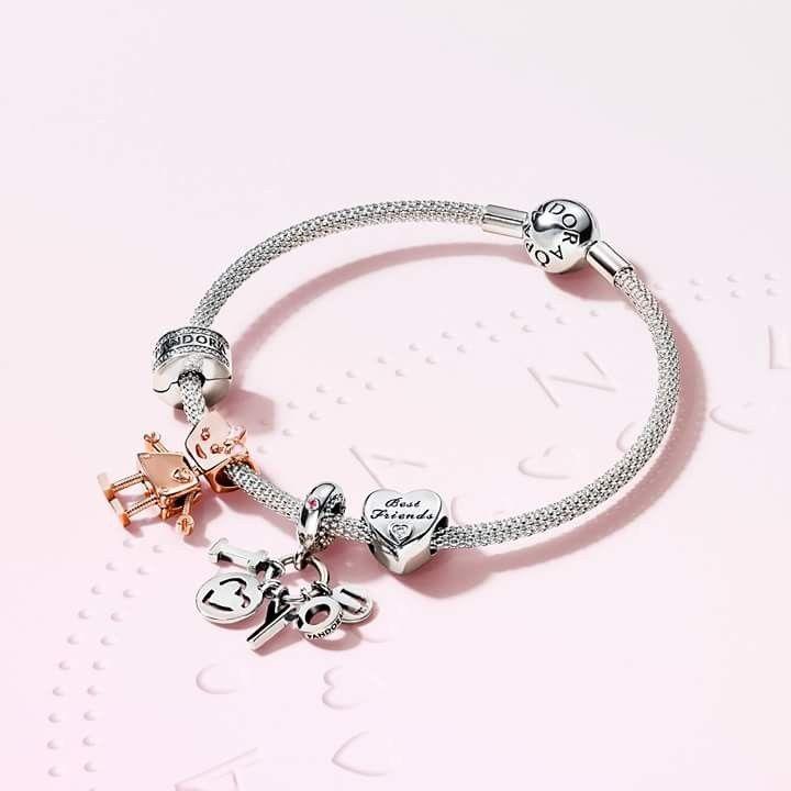 00a0c14ac13fe4 Pandora Bella Bot | Pandora jewelry design ideas in 2019 | Pandora ...