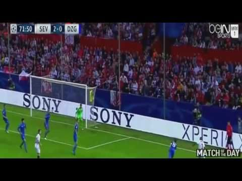 Sevilla Vs Dinamo Zagreb 4 0 All Goals Extended Highlights Champio