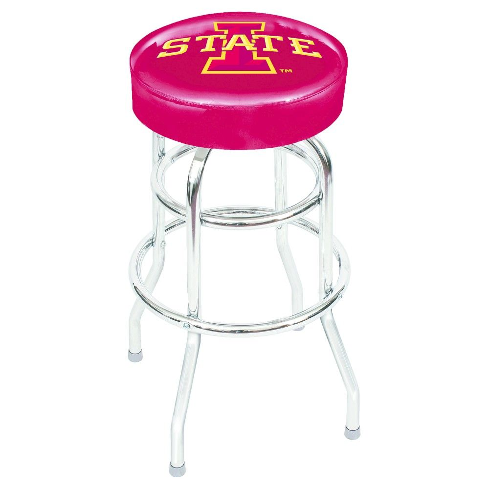 Outstanding The Officially Licensed Collegiate Team Bar Stool Has The Gmtry Best Dining Table And Chair Ideas Images Gmtryco