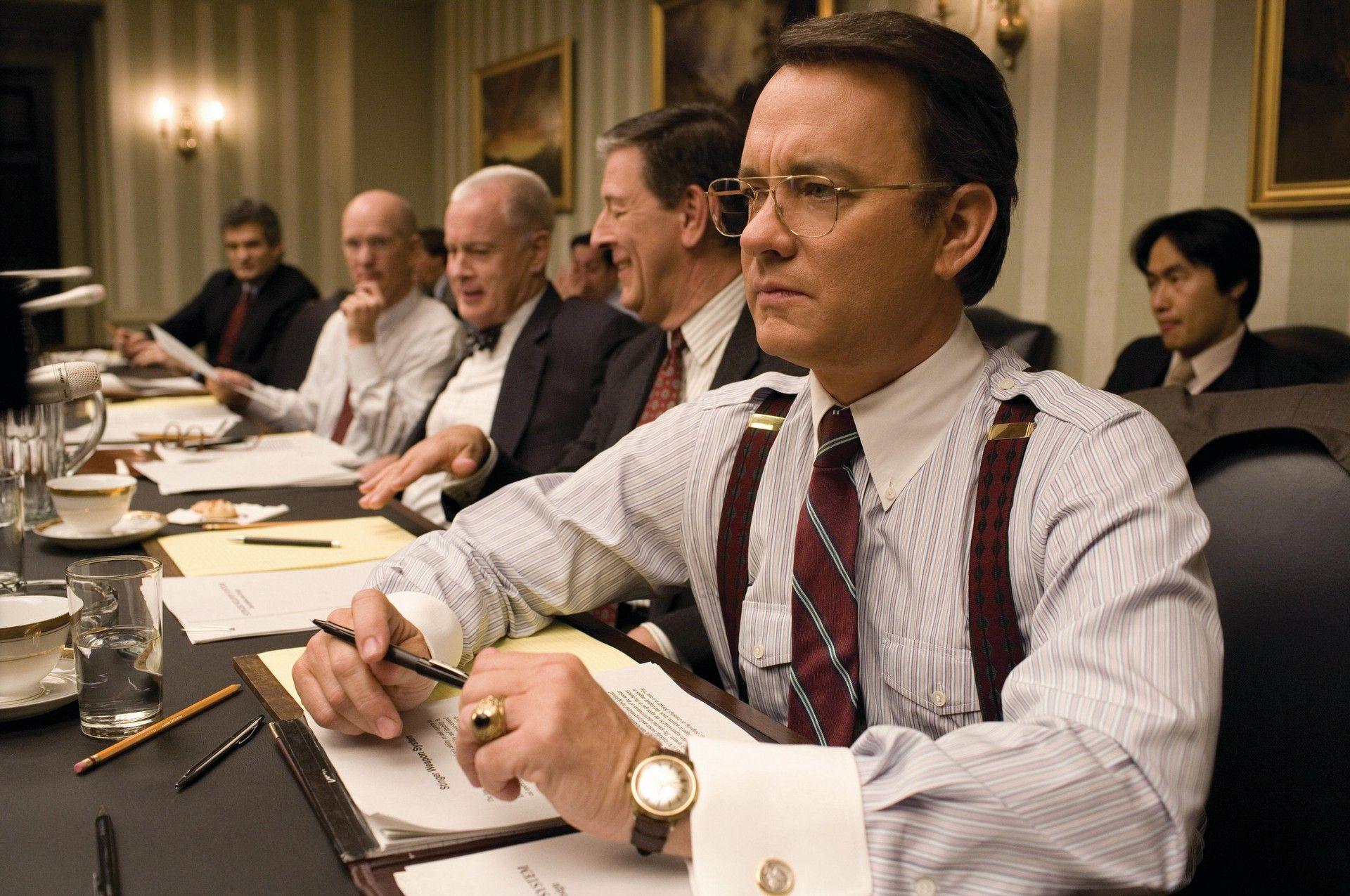 Charlie Wilson S War Movie Still 2007 Tom Hanks As
