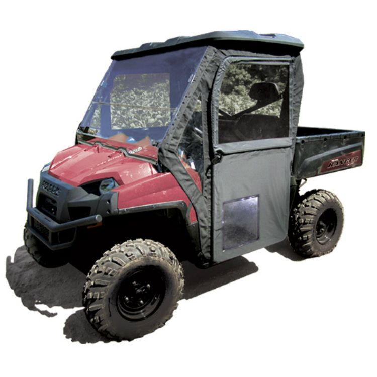 Hinged Doors For The Full Size Polaris Ranger 500 570 800 Xp 800 700 1000 09 13 Polaris Ranger Polaris Ranger 800 Ranger