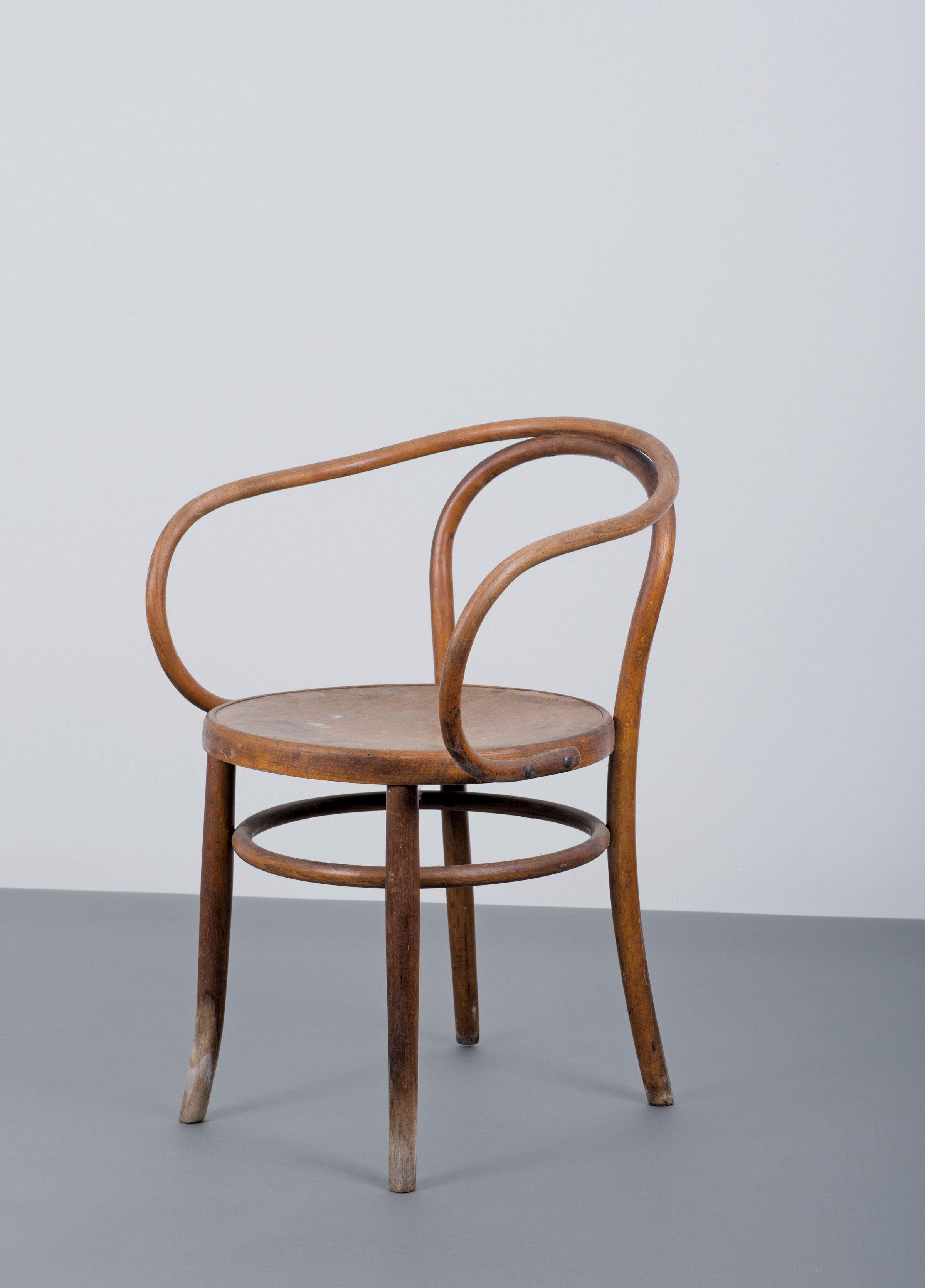 Thonet 209 Stuhl Design Stuhle