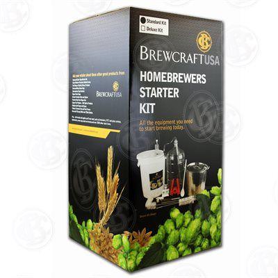 Brewcraft Standard Brewcraft Starter Brewery Kit.  The perfect starter kit for the beginning homebrewer.