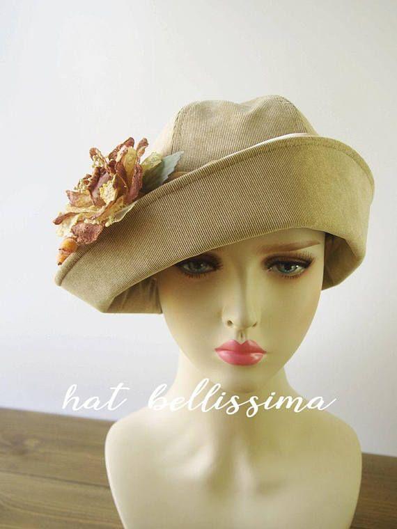 79ce7c4712c SALE 1920 s Hat Vintage Style hat winter Hats hatbellissima ladies hats  millinery hats Hats with a