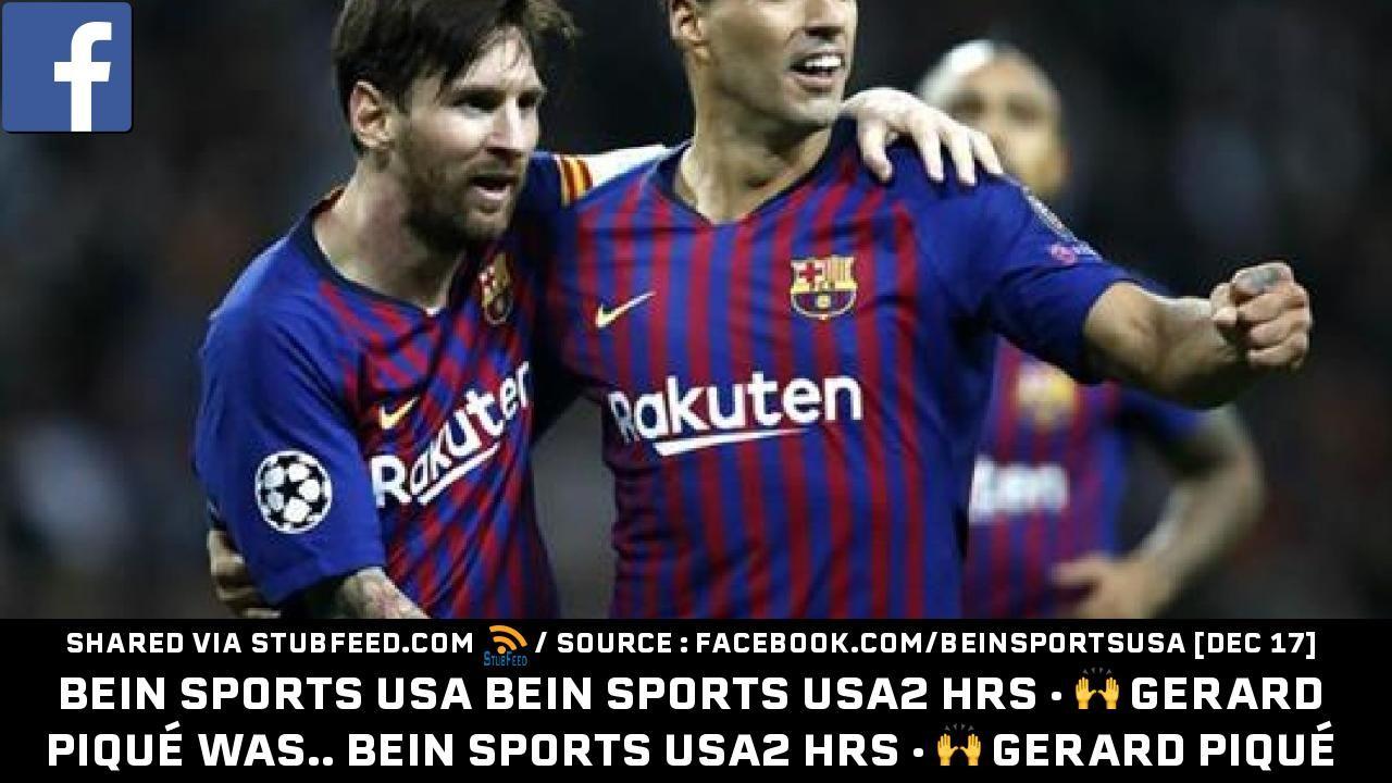 22139d060e6d beIN SPORTS USA beIN SPORTS USA2 hrs G... Publication from facebook ...