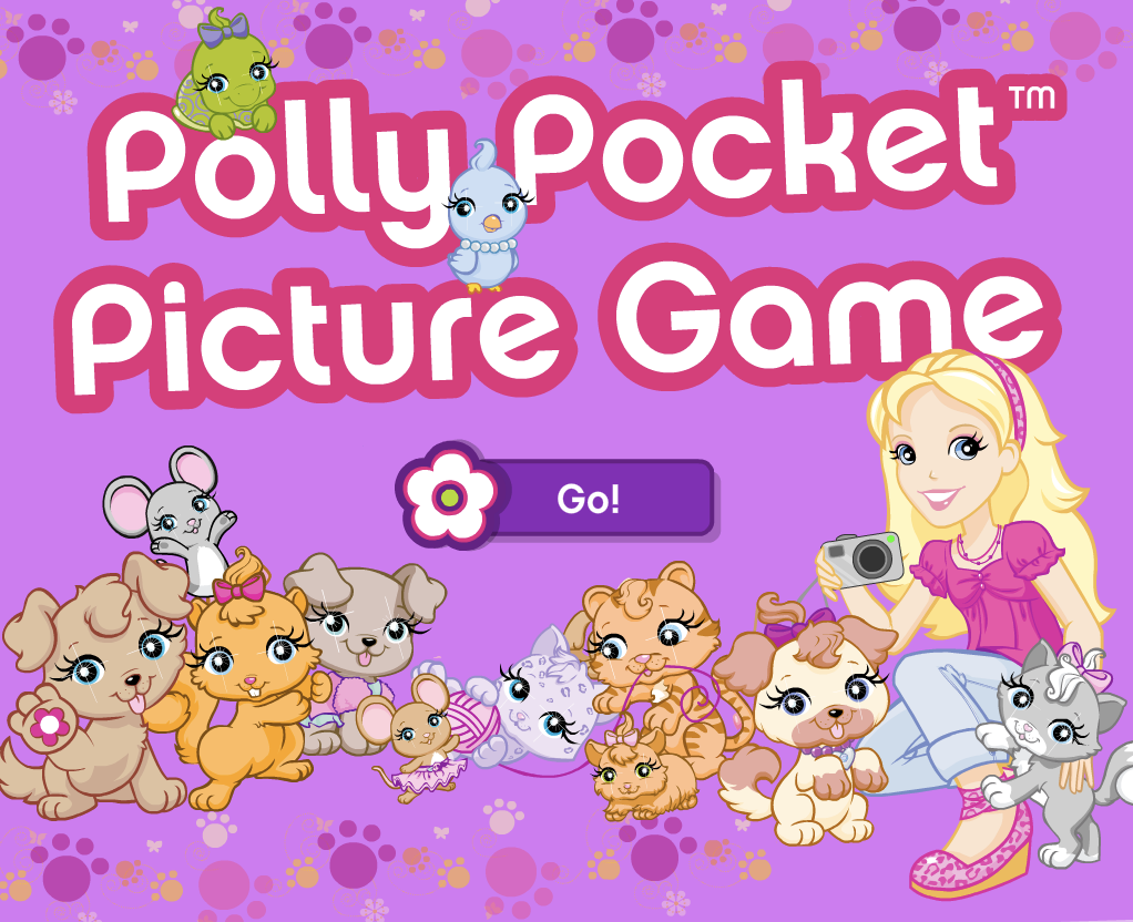 Pin On Polly Pocket Games