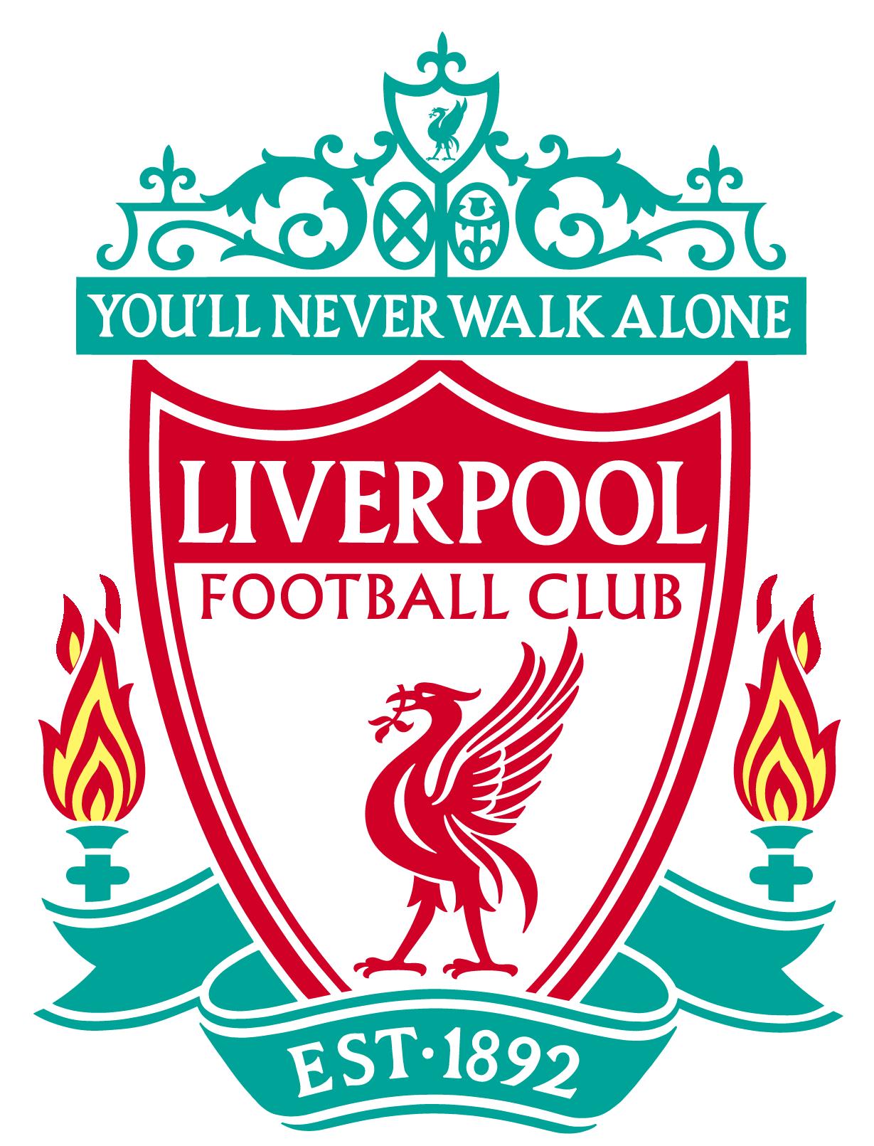 Liverpool Logo Download Vector สโมสรฟุตบอลลิเวอร์พูล