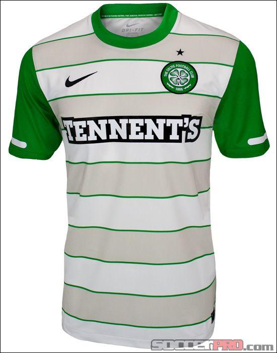 e75117eb973 Nike Celtic Away Jersey 2011-2012...$55.99 | Soccer Jerseys ...