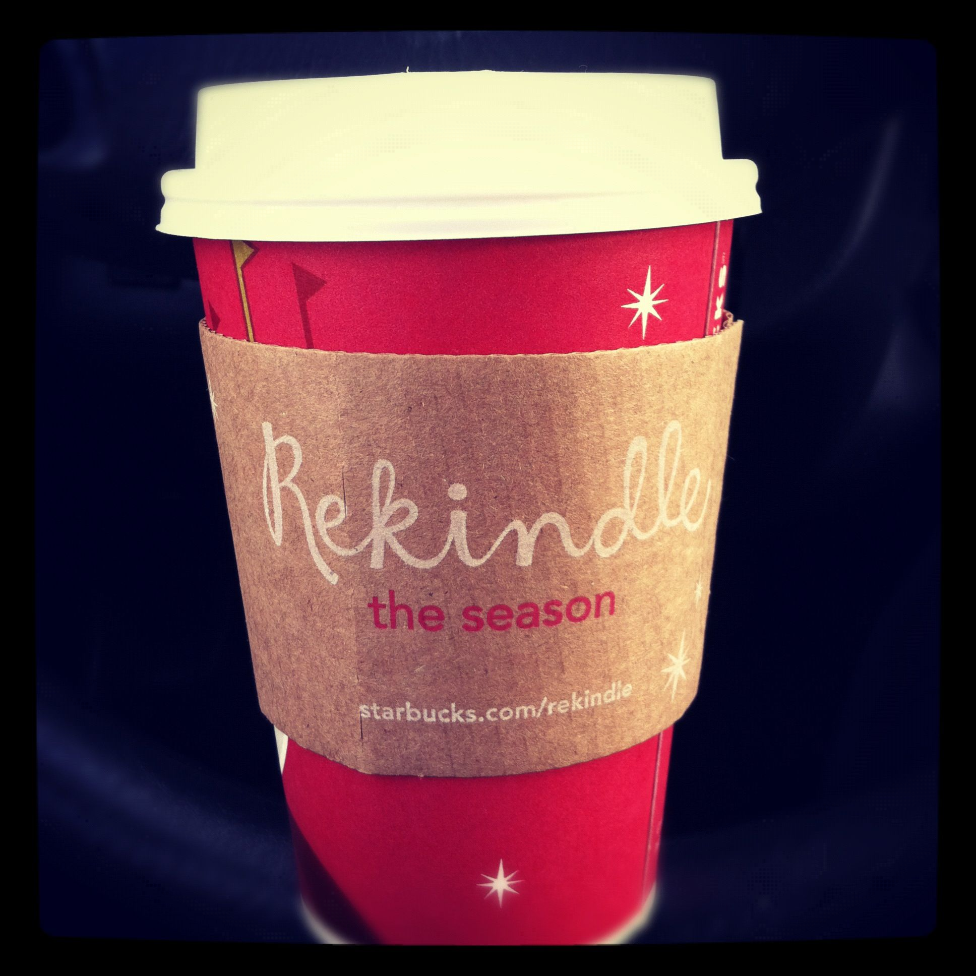 'Tis the season! What is your favorite holiday drink from Starbucks?! Comment below and let us know!!!