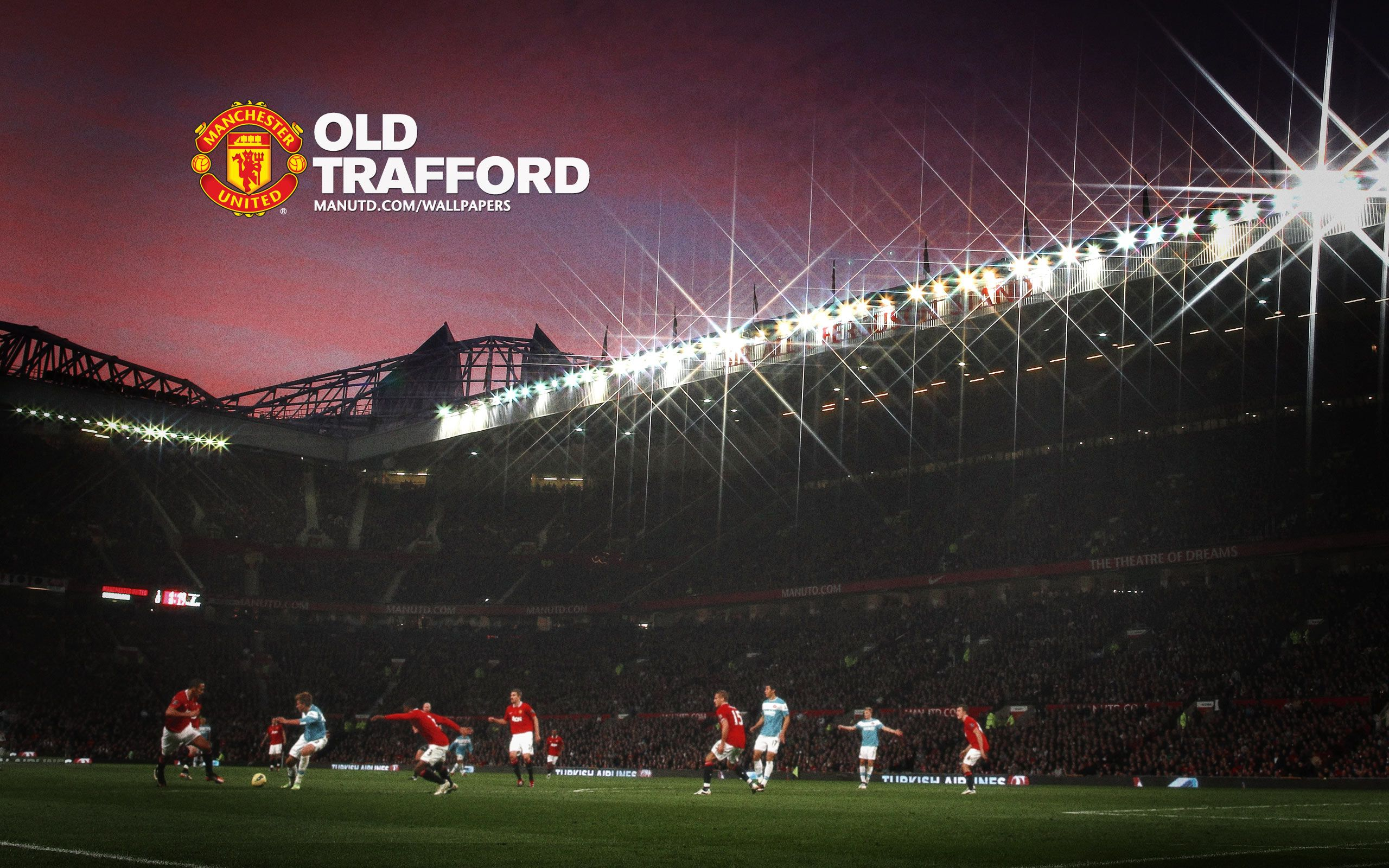 Manchester United 456 Manchester United Wallpaper Manchester United Old Trafford
