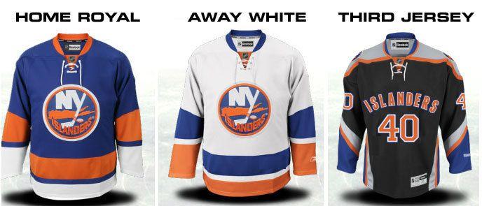 New York Islanders Logo History