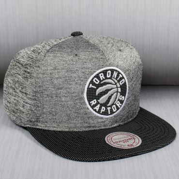 c9bf3d14458 Mitchell   Ness NBA Toronto Raptors Space Knit Crown Snapback Kepurė ...