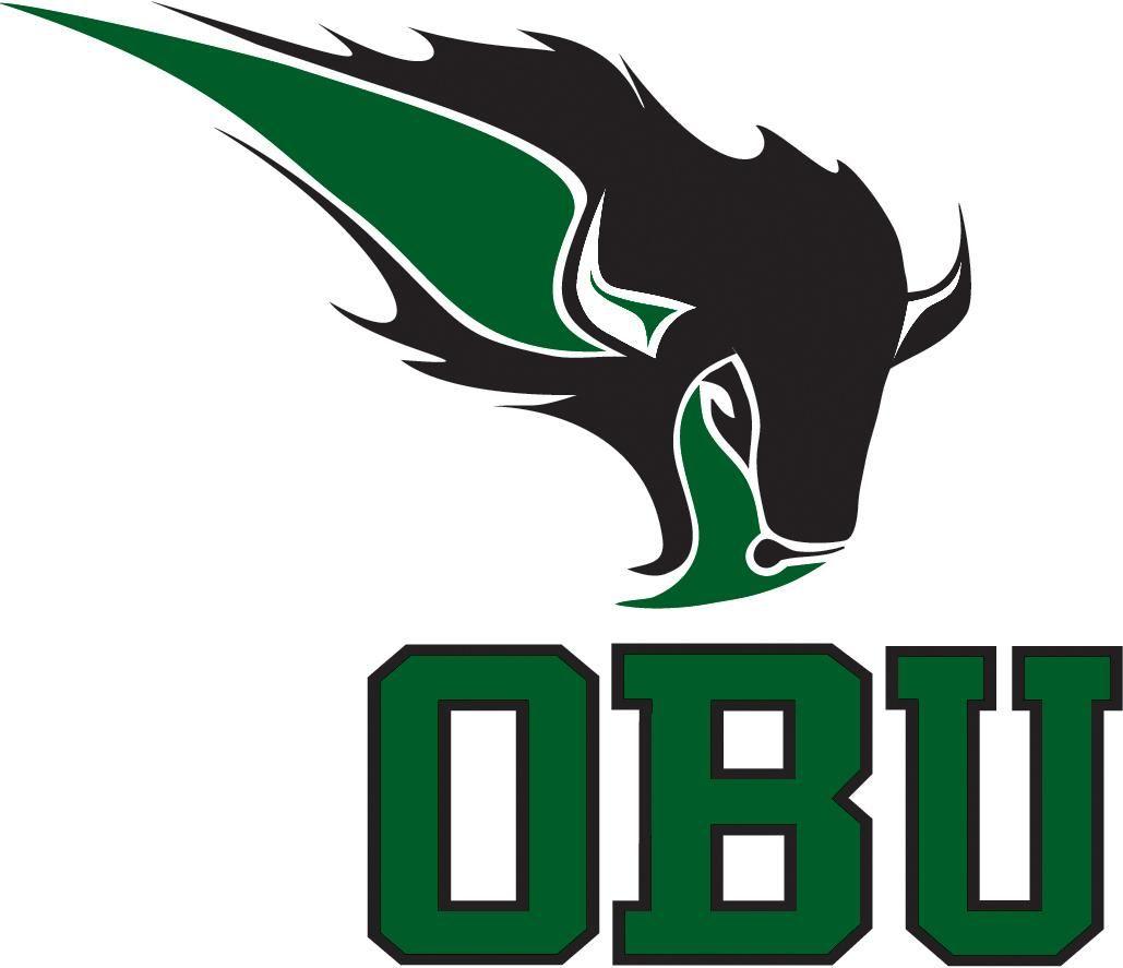 Bison Oklahoma Baptist University Shawnee Oklahoma Bison Shawnee Ncaa L16018 Abilene Christian Wild Cats University Logo