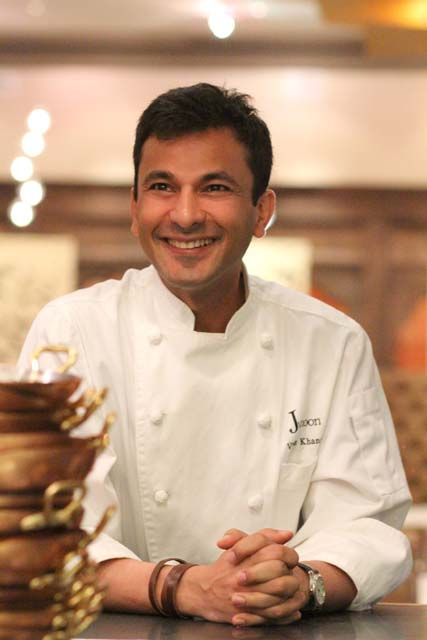 Celebrity Indian Chef | Vivek Singh