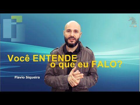 Você entende o que eu falo? - Flavio Siqueira - YouTube