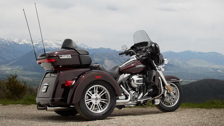 Pin by Andy foster on Vehicles | Pinterest | Harley davidson trike ...